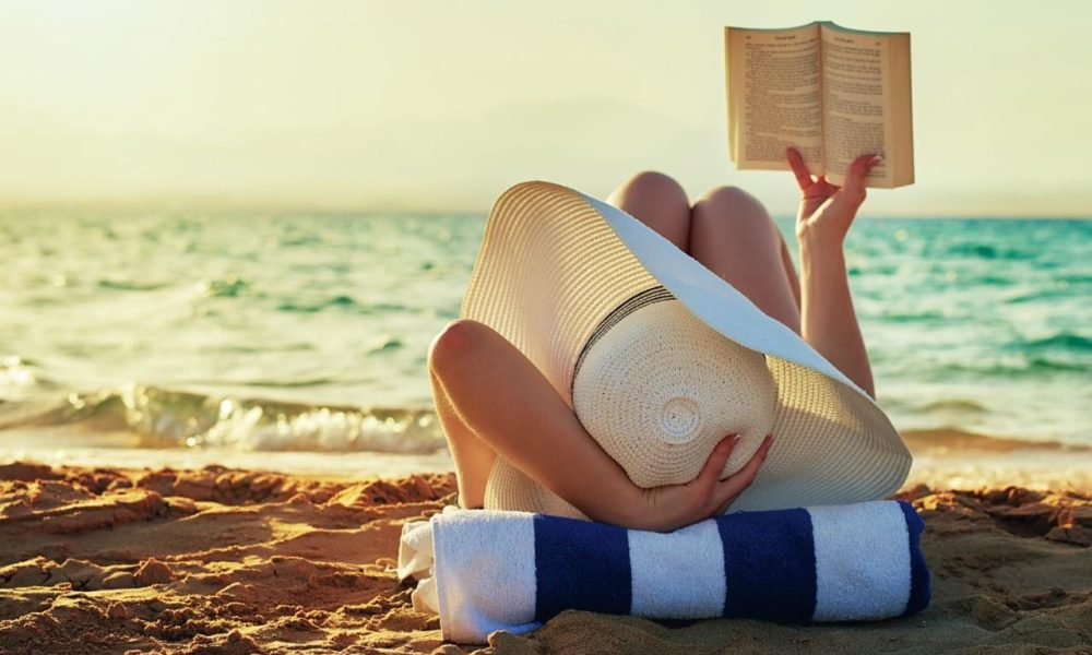 Books On The Beach Libri Leggere Spiaggia Libreriamo