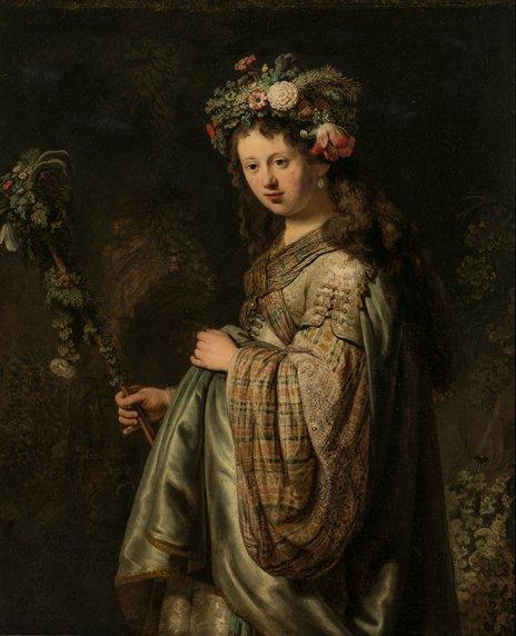 Flora, in mostra all'Hermitage di Amsterdam