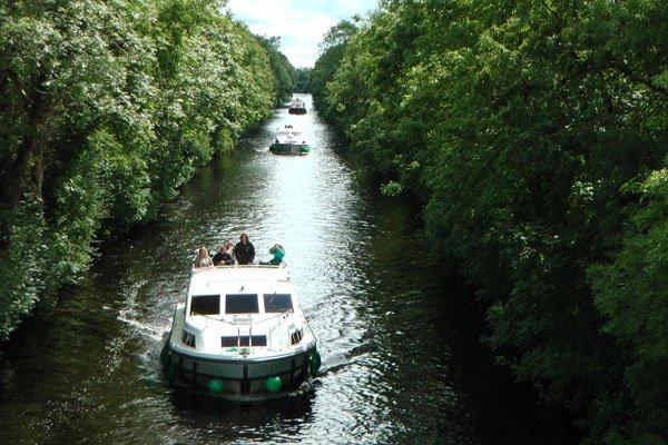 Shannon erne waterway, Irlanda