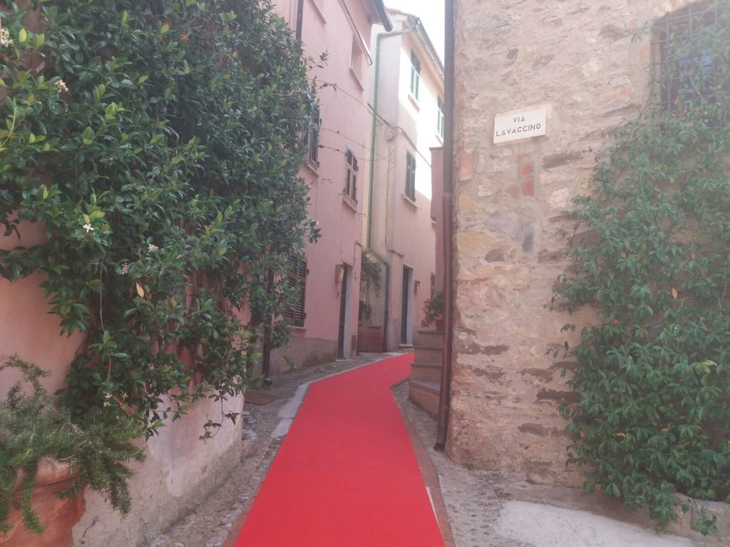 Montemarcello, Liguria