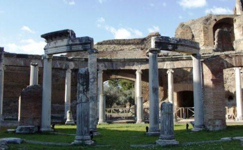 Villa Adriana (dov'è stato riaperto il Teatro Marittimo)