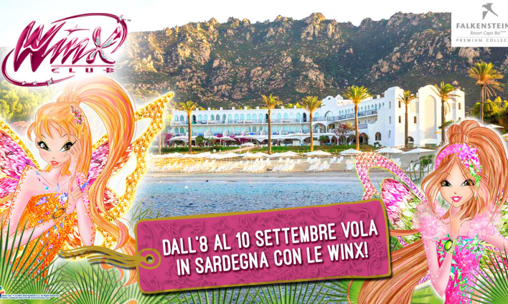 Winx Magic Weekend Falkensteiner Resort