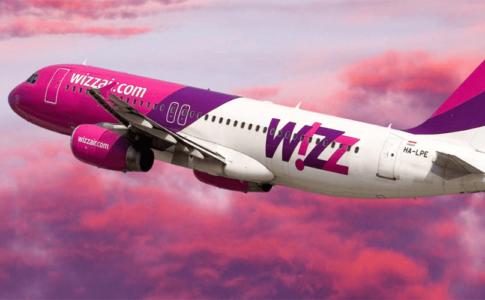Aereo di Wizz Air