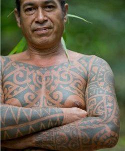 Tatuaggi polinesiani