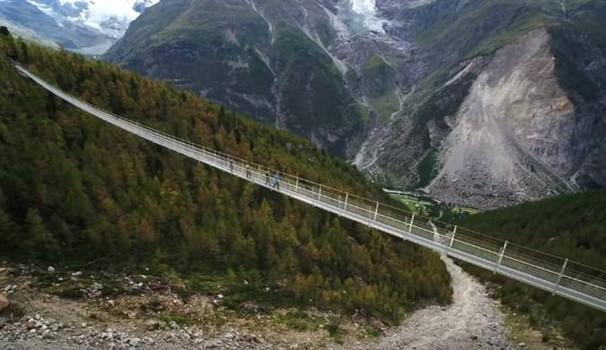 ponte più lungo del mondo, Svizzera