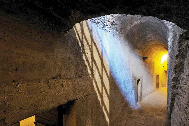 Sere d'Arte, Castello Sant'Angelo