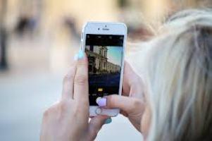 smartphone turisti