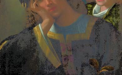 Scultore ignoto Prima metà XV secolo (?) Coppia di leoni di San Marco Prima metà XV secolo (?) Pietra biancastra, ciascuno cm 66 x 50 x 155 Roma, atrio della Basilica di San Marco (inv. PV13899/1-2)