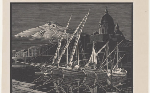Catania (Escher, 1936)