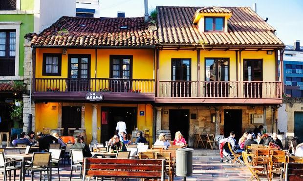 Avilés, Spagna settentrionale