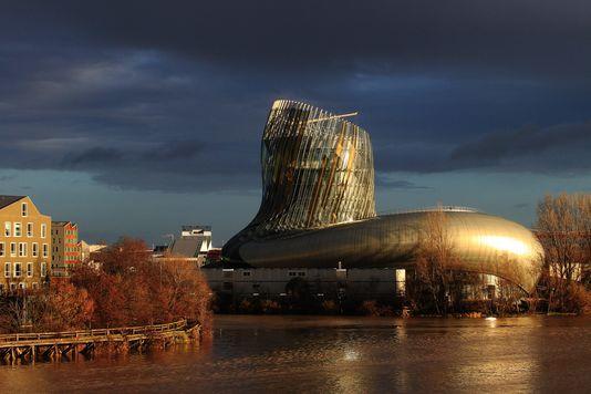 Bordeaux, Museo del vino