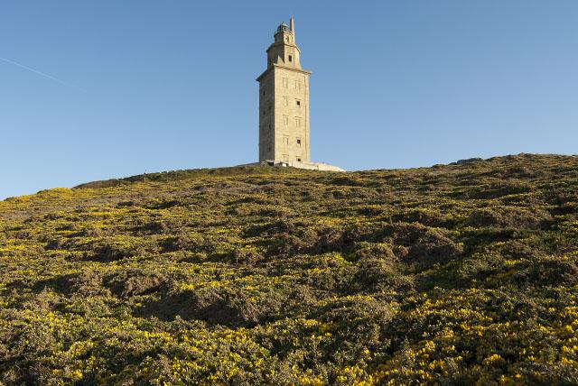 Camino Inglés, Spagna settentrionale