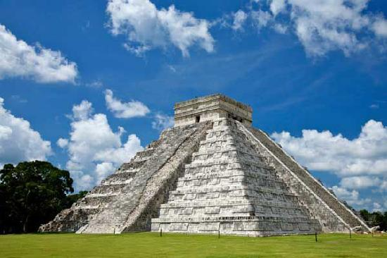 Chichén Itzá, tra le sette meraviglie