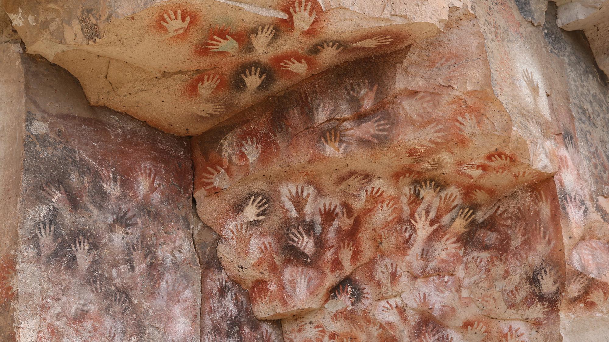 Le 10 opere di arte rupestre in grotte preistoriche da non for Piani di caverna dell uomo