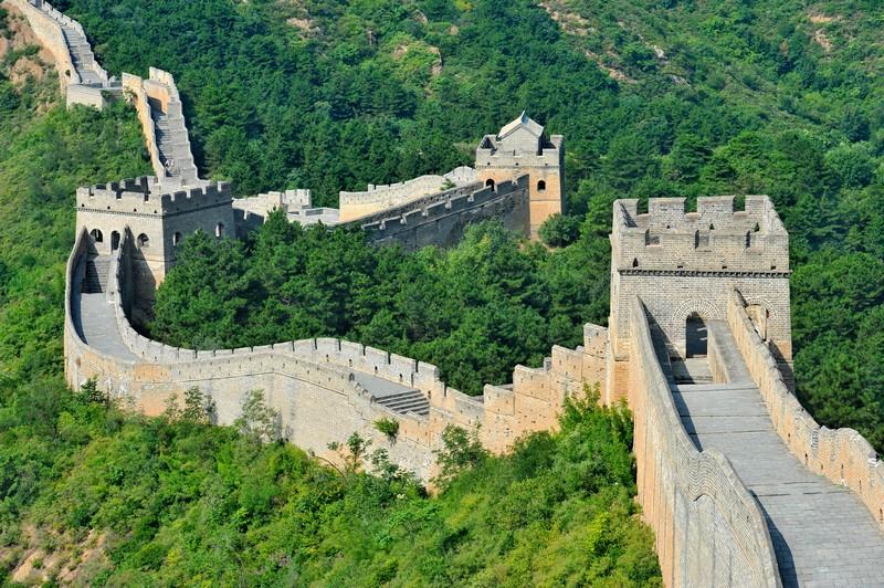 Grande Muraglia Cinese, tra le sette meraviglie