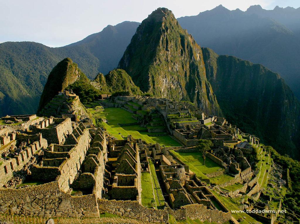 Machu Picchu, Perù, tra le sette meraviglie