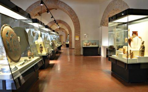 """Museo Archeologico Nazionale """"Vito Capialbi""""di Vibo Valentia"""