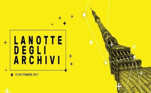 Notte Archivi 2017 Torino