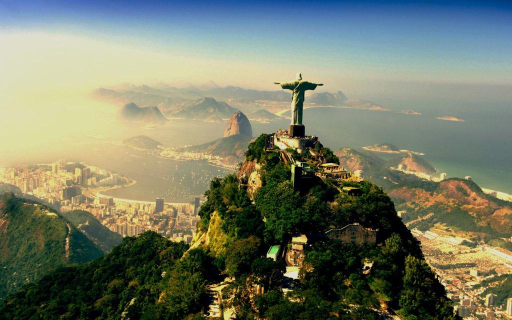 Cristo Redentore, Rio, , tra le sette meraviglie
