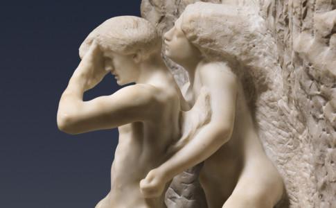 Scultura di Rodin