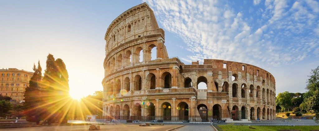 Colosseo, Italia, tra le sette meraviglie