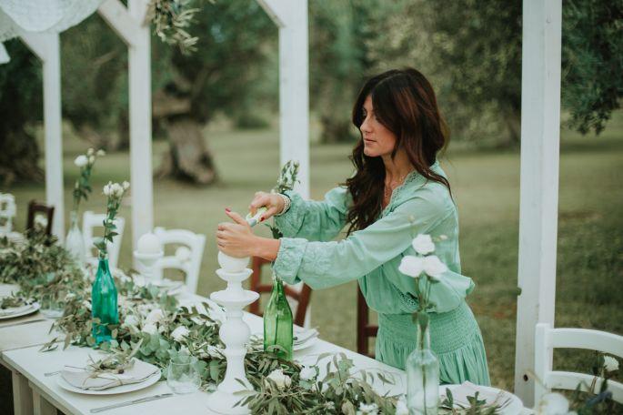 Silvana Di Niso, Evveding Events & Wedding (organizza anche il Wedding Club)