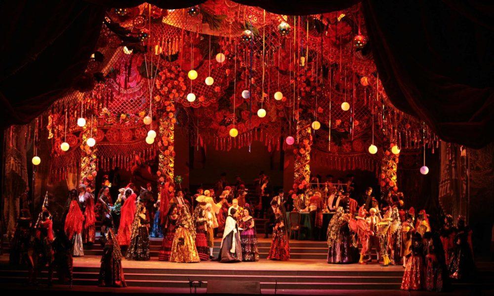 Traviata di Verdi, Zeffirelli