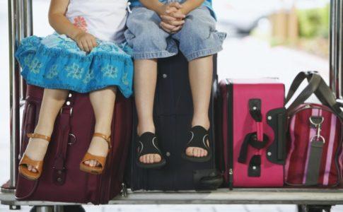 viaggiare col proprio bambino