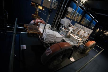 Milano presenta la mostra nasa a human adventure for Mostra nasa