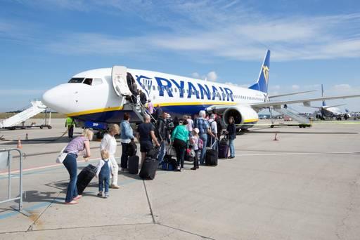 Ryanair, Delrio: tuteli passeggeri, no sconti a compagnia