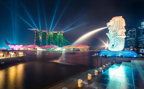 Singapore, che ha lanciato Passion Made Possible