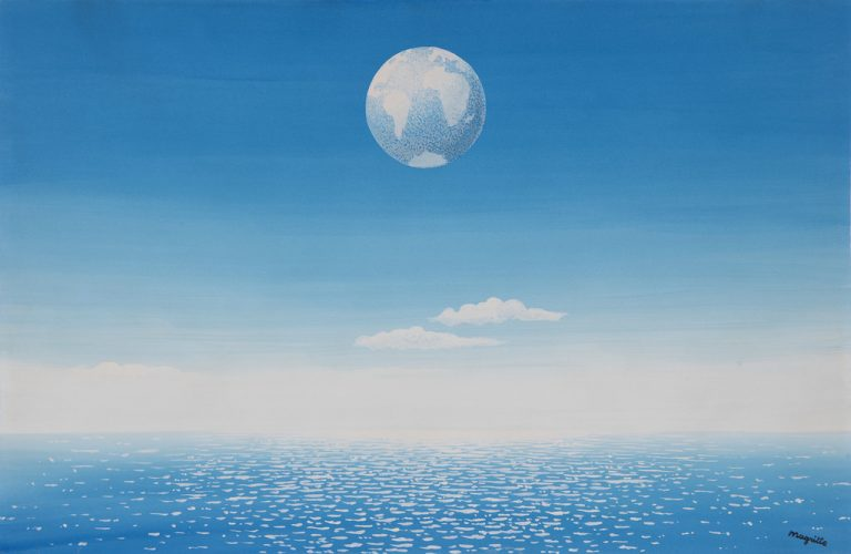 "In mostra a ""Magritte e il mare"""