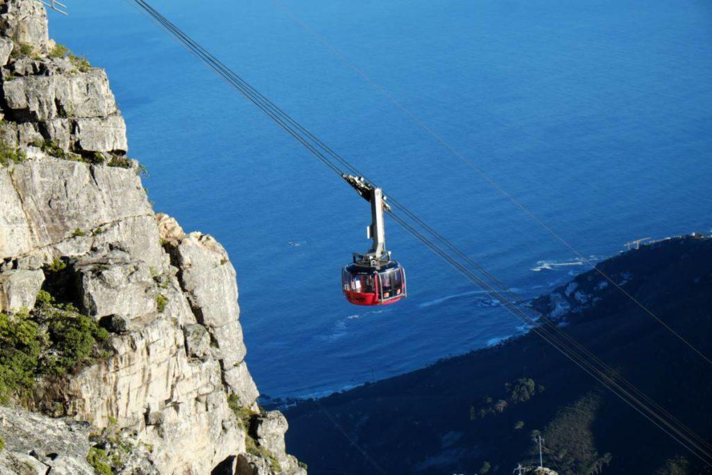 Funivia Table Mountain, Cape Town