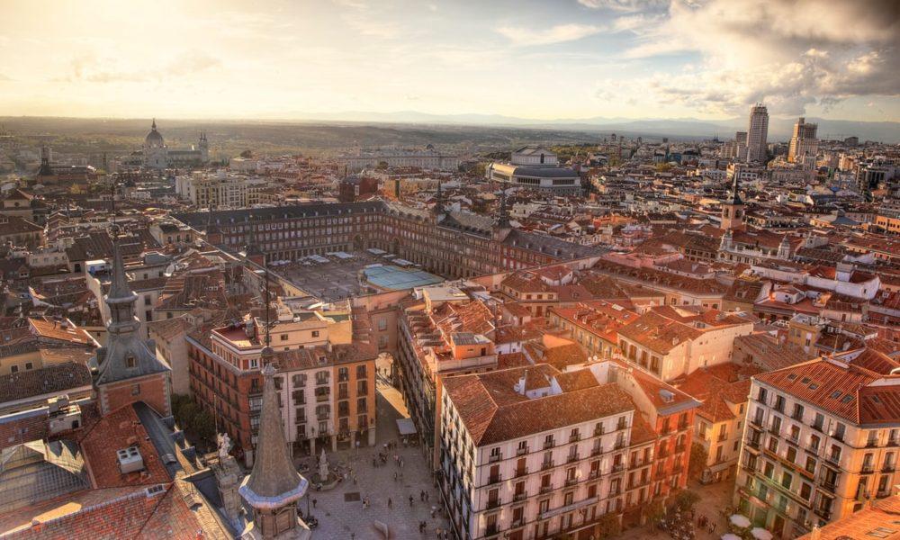 Madrid, Spagna