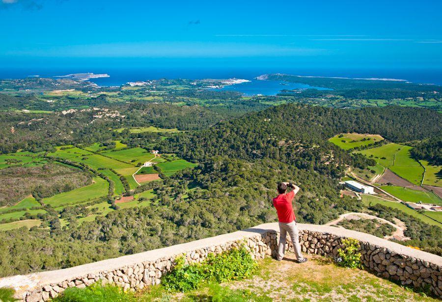 Monte Toro, Minorca