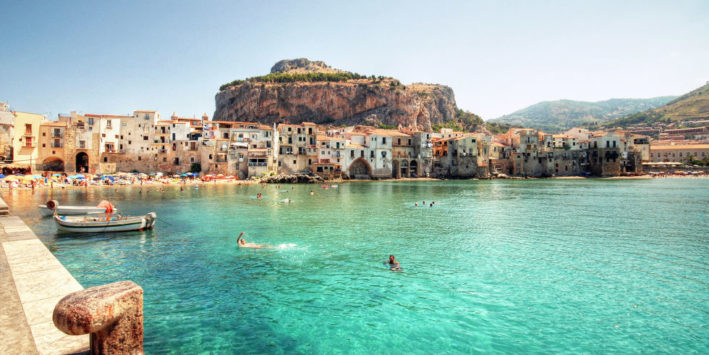 Sicilia , preferita tra i viaggiatori stranieri