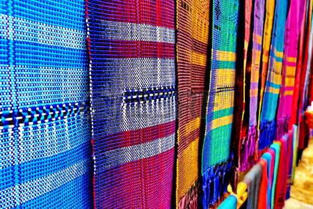 Tessuto di Chiang Mai, Thailandia