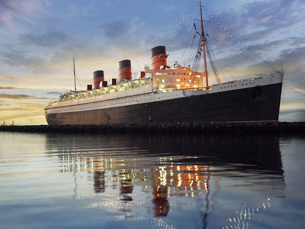 The Queen Mary, in cui trascorrere Halloween 2017