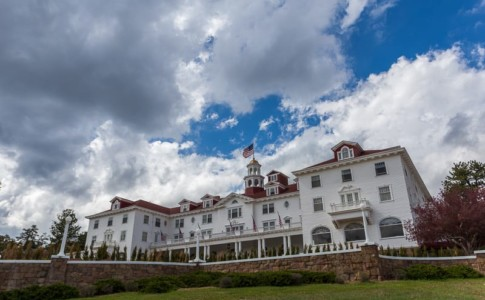 The Stanley Hotel, in cui trascorrere Halloween 2017