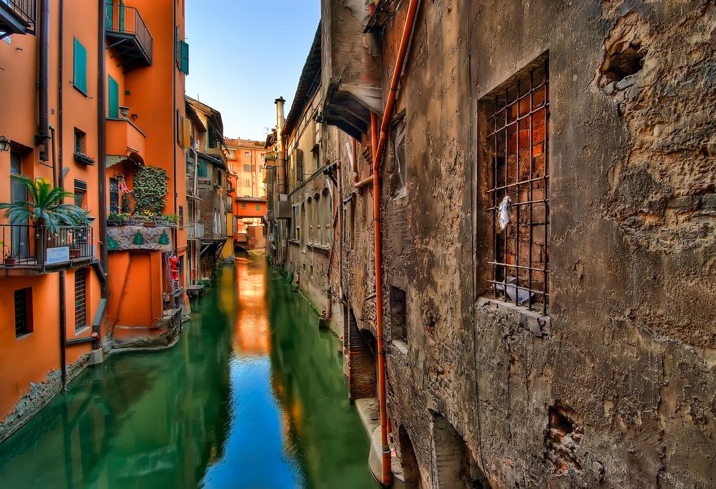 Canale delle moline bologna tgtourism - Bologna finestra sul canale ...