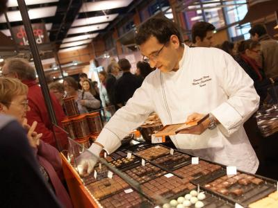 Fiera Cioccolato Parigi