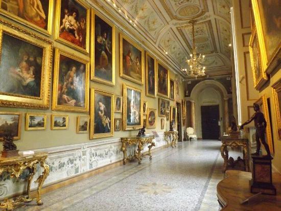 Risultati immagini per galleria nazionale d'arte antica in palazzo barberini roma rm
