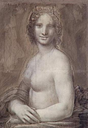 La gioconda nuda