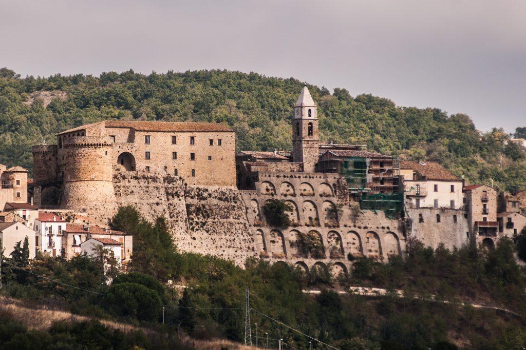 Civitacamporano, tra i borghi italiani del progetto