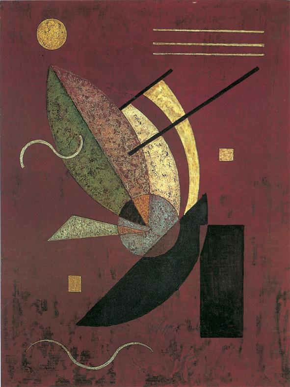 Kandinsky → Cage: Musica e Spirituale nell'Arte