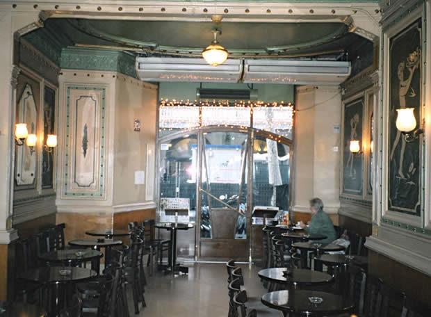 Cafè de l'Òpera, Barcellona