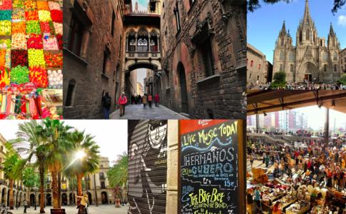 Collage Copertina Barcellona