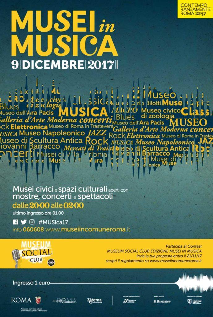 LOCANDINA MUSEI IN MUSICA 2017