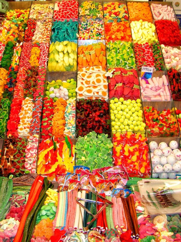Mercat de la Boqueria, Barcellona