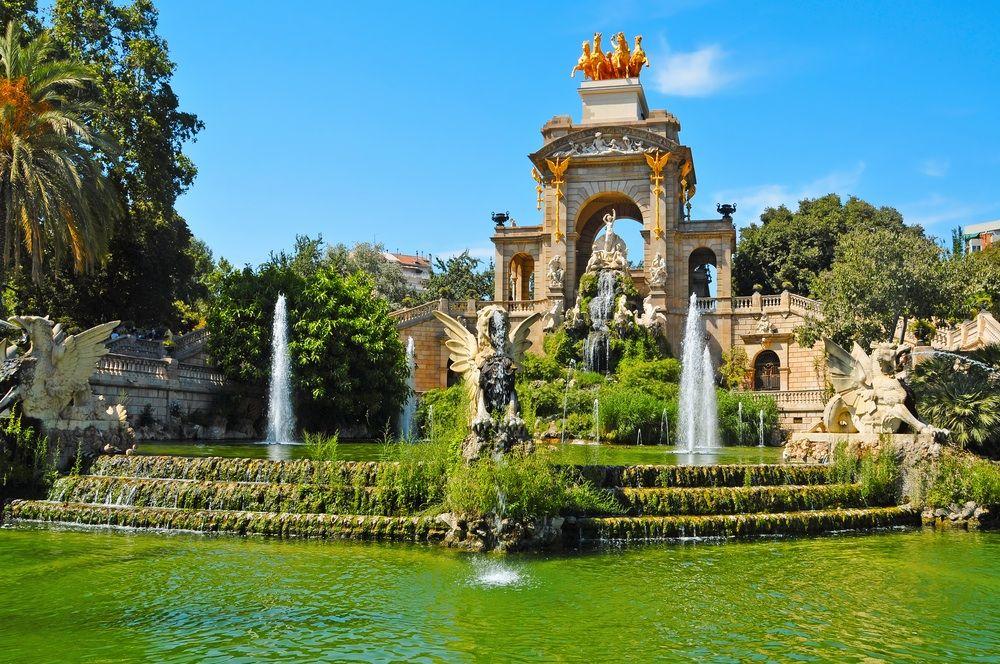 Parc de la Ciutadella, Barcellona